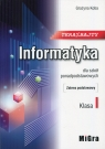 Teraz bajty Informatyka 1 Podręcznik Zakres podstawowy