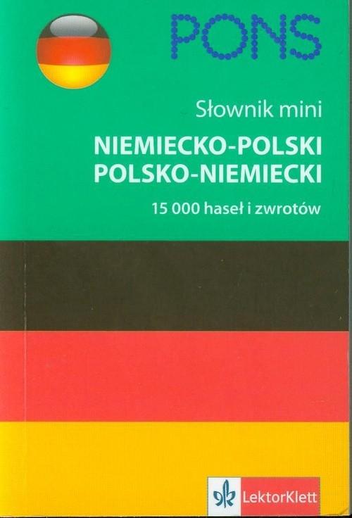Słownik mini niemiecko-polski polsko-niemiecki Czerska Urszula, Heisse Ulrich, Komorowska Magdalena