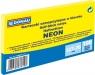 Notes samoprzylepny Donau Neon żółty 100k 127 mm x 76 mm (7588011-11)