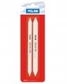 Wiszery MILAN o średnicy 6,9 mm i 10,5 mm, blister 2 szt. (BWM94710)