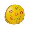 Snazzy Kastaniety dla Dziewczynek żółty