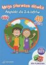 Angielski dla 3-4 latków Moje pierwsze słówka