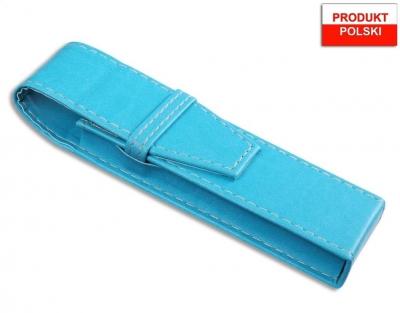 Etui na długopisy WAR-1010 - Błękitny