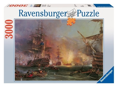 Puzzle Bombardowanie Algieru 3000 (RAP170104)
