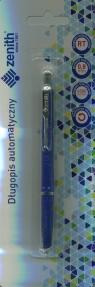 Długopis automatyczny zenith 7 blister granatowy