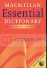 Macmillan Essential Dictionary z CD-Rom