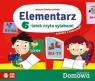 Domowa Akademia Elementarz 6-latek czyta sylabami Straburzyńska Joanna