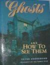 Ghosts Peter Underwood