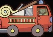Wóz strażacki Mario  Boon