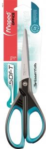 Nożyczki essentials soft 21 cm asymetryczne