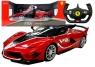 Auto R/C Ferrari Rastar 1:14 czerwone na pilota (4680)