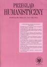 Przegląd Humanistyczny 2015/4
