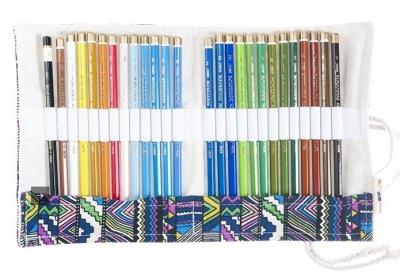 Kredki polycolor 24kol. w kolorowym etui