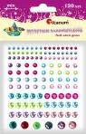 Kryształki samoprzylepne Dodatek dekoracyjny Craft-fun pastel (56934)