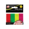 Karteczki Pukka Pad 20x50 200 sztuk 4 kolory
