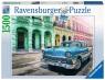 Ravensburger, Puzzle 1500: Auta (167104)