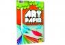 Blok kartonów kolorowych A4/50K 80g