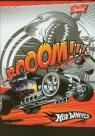 Zeszyt Hot Wheels A5 w linie 32 kartki Booom!