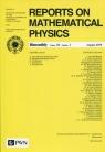 Reports on Mathematical Physics 84/1 Polska Praca zbiorowa