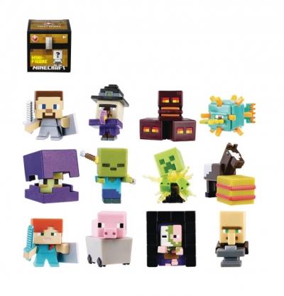 Minecraft mini figurka
