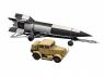 Model plastikowy SS-100 Gigant+Transporter+V2 (03310) od 12 lat