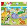 Puzzle piankowe 24: Zoo (RK1201-06)