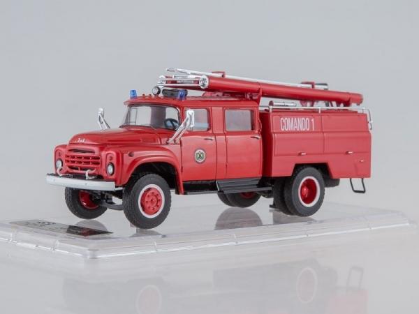 Fire Engine AC-40 (Z IL-130) Cuba (SSML010)