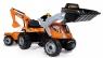 Traktor Max z łyżką, koparką i przyczepą (7600710110)