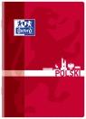 Zeszyt OXFORD A5 Polski 60 kartek 90G L9MA 400092587 Mix kolorów Oxford