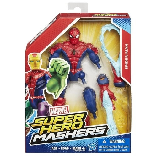 Super Hero Mashers Spider-Man