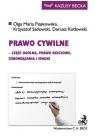 Prawo cywilne część ogólna, prawo rzeczowe, zobowiązania i spadki Piaskowska Olga Maria, Sadowski Krzysztof, Kotłowski Dariusz