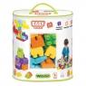 Baby Blocks torba - 60 elementów (41410)