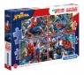 Puzzle SuperColor 4w1: Spider-Man (21410) Wiek: 5+