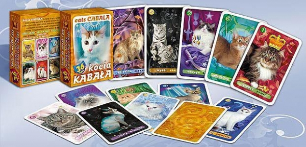 Karty - Kocia kabała