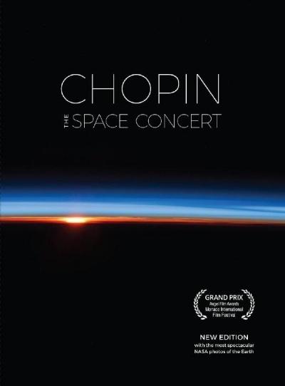 Chopin. The Space Concert DVD + CD Adam Ustynowicz