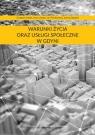Warunki życia oraz usługi społeczne w Gdyni Masik Grzegorz, Sagan Iwona, Frankowski Jan, Joanna Stępień