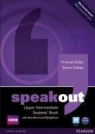 Speakout Upper Intermediate Students' Book + DVD (Uszkodzona okładka)with Eales Frances, Oakes Steve