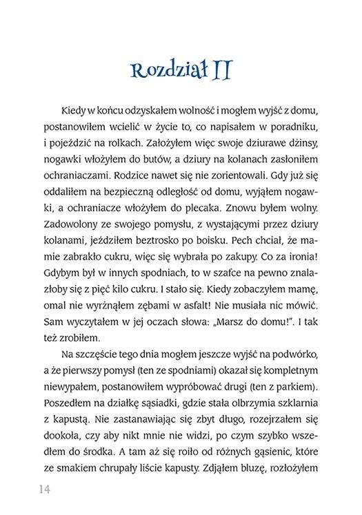Zawiła historia niesfornego Kacperka Michalec Katarzyna