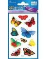 Naklejki papierowe. Motyle
