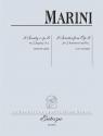 2 sonaty z op. 8, na 2 fagoty Biagio Marini