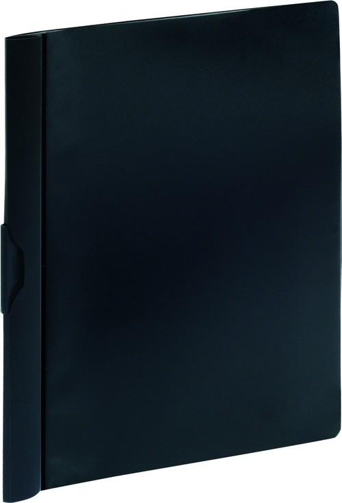 Skoroszyt z klipsem A4 Grand GR-505K czarny