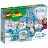Lego Duplo: Popołudniowa herbatka u Elsy i Olafa (10920)Wiek: 2+