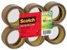Taśma pakowa do wysyłek SCOTCH Hot-melt (371), 50mm, 66m, MIX kolorów -