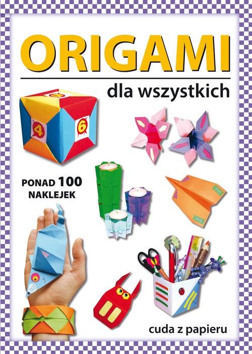 Origami dla wszystkich Guzowska Beata