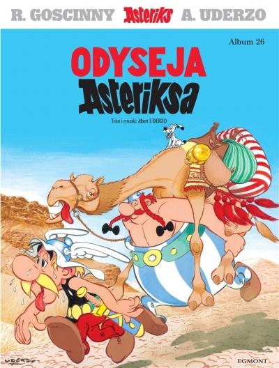 Asteriks. Odyseja Asteriksa. Tom 26 Ren Goscinny, Albert Uderzo, Jolanta Sztuczyńska