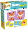 Carotina Baby Memo - Zwierzęta (304-80052)