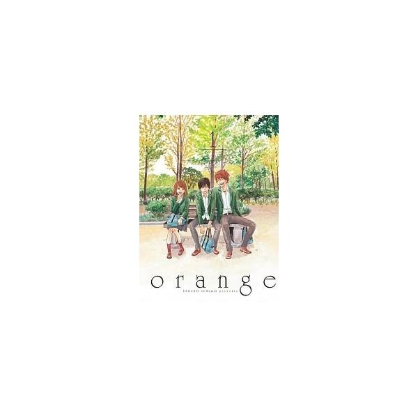 Orange 1 Takano Ichigo