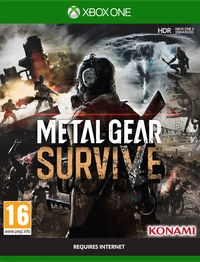 Metal Gear Survive X1