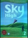 Sky High 2. Podręcznik + CD