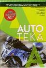 Auto Teka A Materiały do nauki jazdy + CD Wszystko dla motocyklisty
